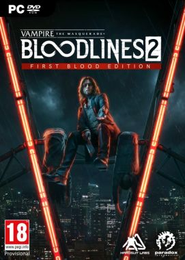 Vampire: The Masquerade Bloodlines 2 First Blood Edition (PC)