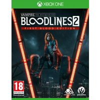 Vampire: The Masquerade Bloodlines 2 First Blood Edition (XONE/XSX)