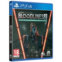 Vampire: The Masquerade Bloodlines 2 Unsanctioned Edition (PS4)