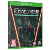 Vampire: The Masquerade Bloodlines 2 Unsanctioned Edition (XONE/XSX)