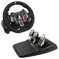 Volant Logitech Driving Force G29 (PS5, PS4 a PC) (941-000112) (PS4)