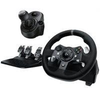 Volant Logitech Driving Force G920 + řadící páka (PC/XONE/XSX) (941-000123)