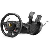 Thrustmaster Sada volantu a pedálů T80 Ferrari 488 GTB Edition pro PS5, PS4 a PC (4160672) (PS4)