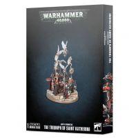 Warhammer 40.000: ADEPTA SORORITAS: Triumph of Saint Katherine