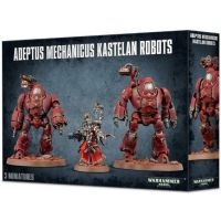 Warhammer 40.000: Adeptus Mechanicus Kastelan Robots