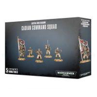 Warhammer 40.000 Astra Militarum Cadian Command Squad