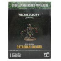 Warhammer 40.000: Astra Militarum Catachan Colonel