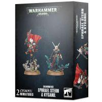 Warhammer 40,000: Daemonifuge - Ephrael Stern & Kyganil