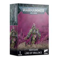 Warhammer 40,000: Death Guard - Lord of Virulence