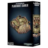 Warhammer 40.000 - Death Guard Plagueburst Crawler