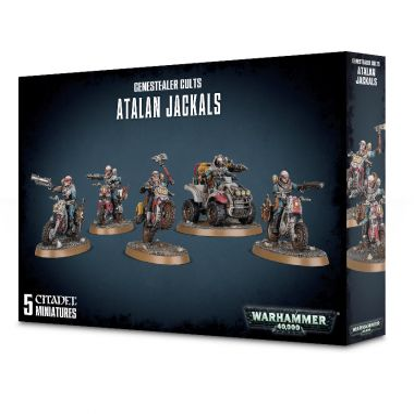 Warhammer 40.000: Genestealer Cults Atalan Jackals