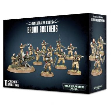 Warhammer 40.000: Genestealer Cults - Brood Brothers