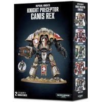 Warhammer 40.000 - Imperial Knight Preceptor Canis Rex