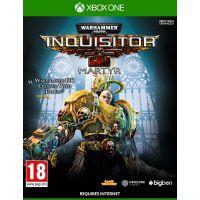 Warhammer 40.000: Inquisitor - Martyr (Xbox One)