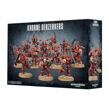 Warhammer 40.000: Khorne Berzerkers
