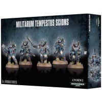 Warhammer 40.000: Militarum Tempestus Scions