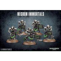 Warhammer 40.000: Necron Immortals / Deathmarks