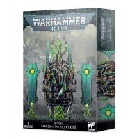 Warhammer 40,000: Necrons - Szarekh The Silent King