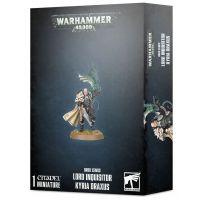 Warhammer 40,000: Ordo Xenos Lord Inquisitor Kyria Draxus