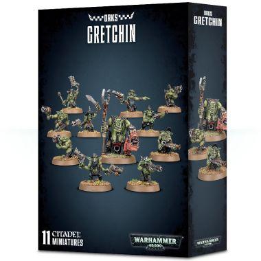 Warhammer 40,000: Ork Gretchin