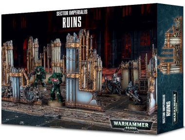 Warhammer 40.000 - Sector Imperialis Ruins