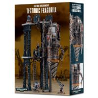 Warhammer 40000: Sector Mechanicus Tectonic Fragdrill