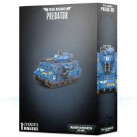 Warhammer 40.000: Space Marine Predator