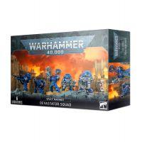 Warhammer 40,000: Space marines - Devastator Squad