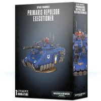 Warhammer 40,000: Space Marines Primaris Repulsor Executioner