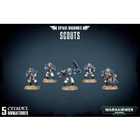 Warhammer 40,000: Space Marines Scouts
