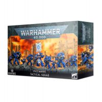 Warhammer 40,000: Space marines - Tactiacal Squad