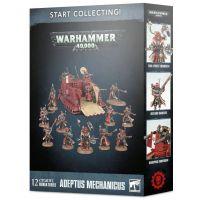 Warhammer 40.000: Start Collecting! Adeptus Mechanicus