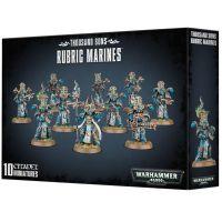 Warhammer 40.000: Thousand Sons Rubric Marines