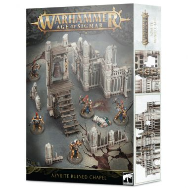 Warhammer: Age of Sigmar - Azyrite Ruined Chapel