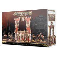 Warhammer: Age of Sigmar - Blades of Khorne: Skull Altar