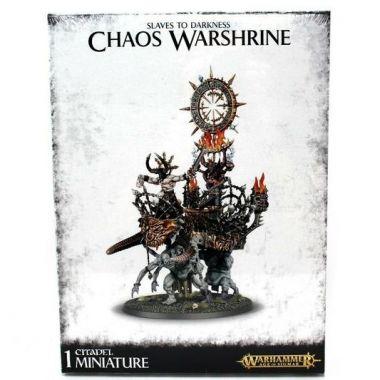 Warhammer: Age of Sigmar - Chaos Warshrine