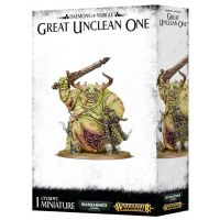 Warhammer: Age of Sigmar - Daemons of Nurgle: Great Unclean One