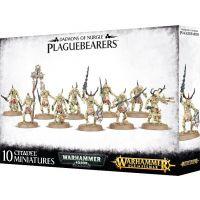 Warhammer: Age of Sigmar - Daemons of Nurgle: Plaguebearers