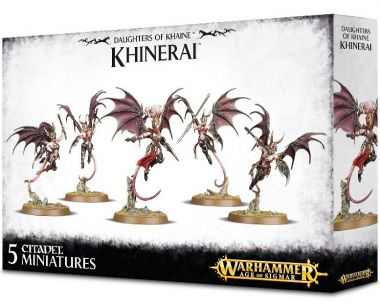 Warhammer: Age of Sigmar - Daughters of Khaine Khinerai