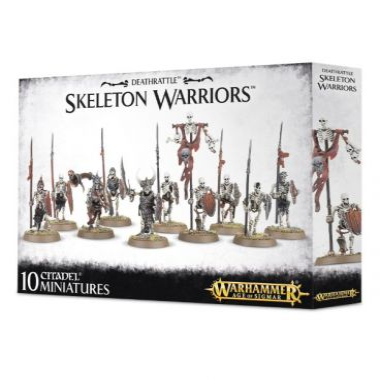Warhammer: Age of Sigmar - Deathrattle: Skeleton Warriors