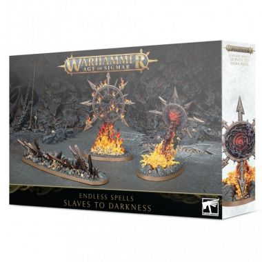 Warhammer: Age of Sigmar - Endless Spells: Slaves to Darkness