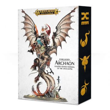 Warhammer: Age of Sigmar - Everchosen Archaon Exalted Grand Marshal