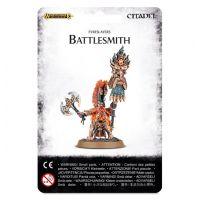 Warhammer: Age of Sigmar - Fyreslayers Battlesmith