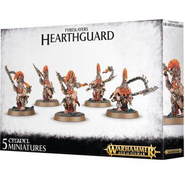 Warhammer: Age of Sigmar - Fyreslayers Hearthguard