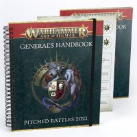 Warhammer: Age of Sigmar - Generals Handbook Pitched Battles 2021 and Pitched Battle Profiles