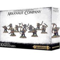Warhammer: Age of Sigmar - Kharadron Overlords: Arkanaut Company