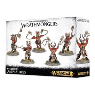 Warhammer: Age of Sigmar - Khorne Bloodbound: Wrathmongers