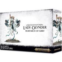 Warhammer: Age of Sigmar - Nighthaunt Lady Olynder/Mortarch of Grief