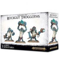 Warhammer: Age of Sigmar - Rockgut Troggoths
