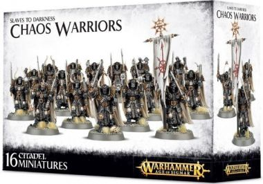 Warhammer: Age of Sigmar - Slaves to Darkness: Chaos Warriors